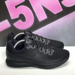 Nike Zoom Pegasus 34 Triple Black
